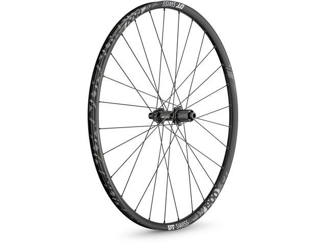 "DT Swiss M 1900 Spline Takapyörä 27,5""/25mm Alu CL 142/12mm TA SRAM, black/white"